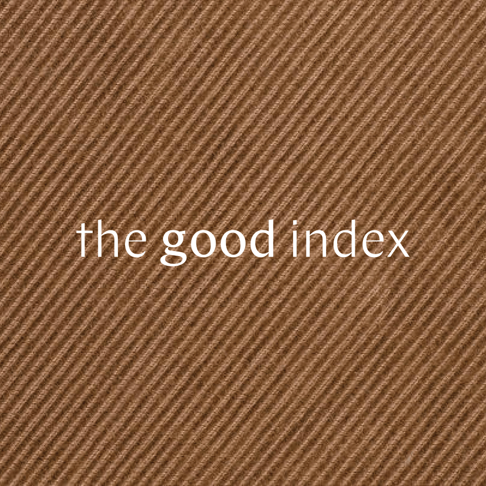 The Good Index